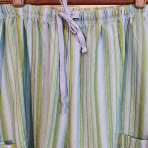 fresh produce Swim - Fresh Produce Striped capri. Sz. Medium